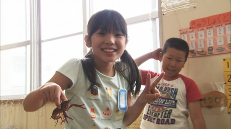 (C)関西テレビ放送 「みんなの学校」の一場面