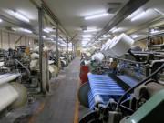 倉敷・曽原で「倉敷帆布」 工場見学会も