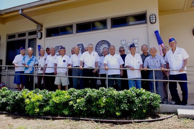 ハワイ日系2世の退役軍人たち