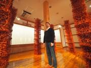 倉敷・吹上美術館で「田中孝明」展 下津井からの移転控え、最後の特別展