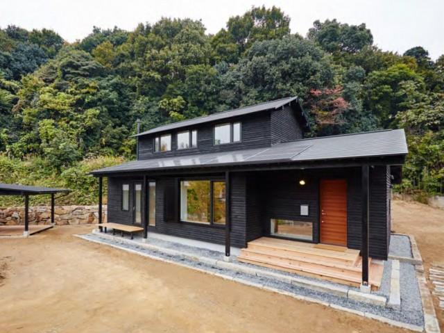 「倉敷の家」の外観