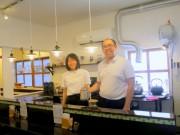 倉敷・連島に「パン喫茶 アトリエ」 「子連れにも優しい店」目指す