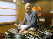 倉敷・美観地区で革作家とステンレス指輪作家の合同展 コラボ作品も