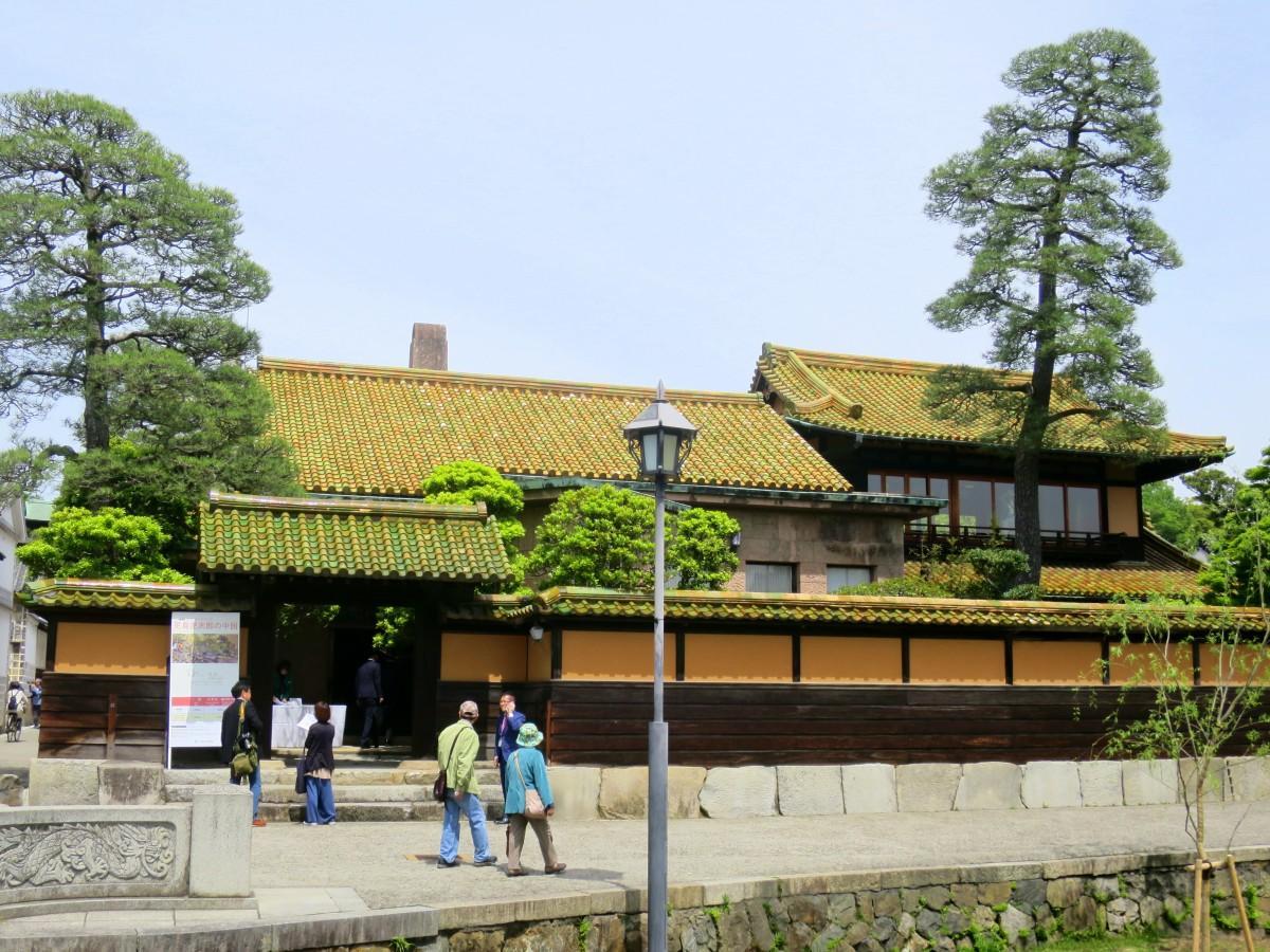 倉敷で「有隣荘」一般公開 洋画家・児島虎次郎の作品展示