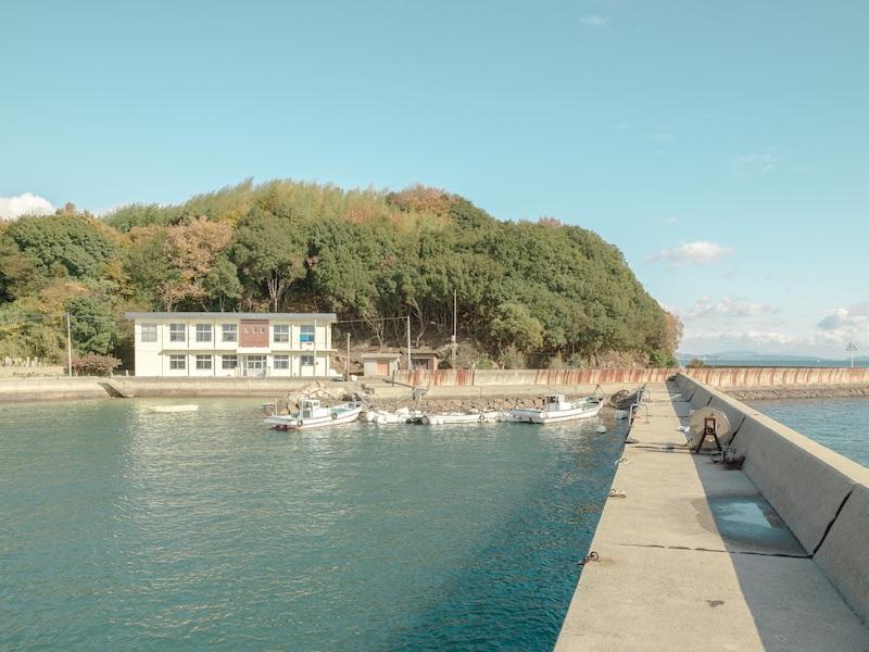 旧松島分校の外観