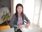京橋の書道教室が「筆で年賀状教室」-初心者向けに開講