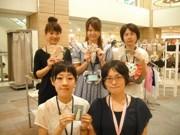 京阪シティモールで手作り雑貨市-作家20人の作品一堂に