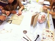 京阪シティモールで「手作り市」盛況-オリジナルタイツなど作品一堂に