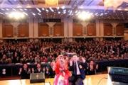 大阪・天満橋で元サッカー日本代表の北澤豪さん講演 青年会議所が依頼