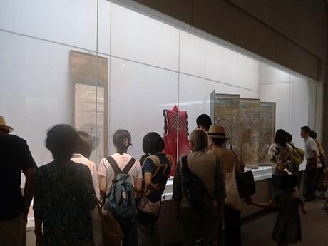 特別展「真田丸」の様子