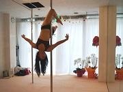 大阪・深江橋の住宅街にポールダンス教室