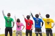 大阪城でクリーンラン 「Tシャツ戦隊」募集