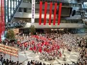 大阪ビジネスパークで天神祭前夜祭 バルイベントも70店舗に拡大