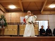 大阪・都島の居合道場「勇進館」が第2道場新設 女性、観光客利用見据えて