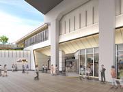 京橋駅リニューアル開始 「駅とまち」つなぐターミナルへ