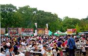 全国の名店が大阪城公園に集結 日本最大級のグルメとエンタメのフェス