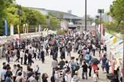 大阪城公園で「クラフトビアホリデイ」 100種以上のクラフトビールも