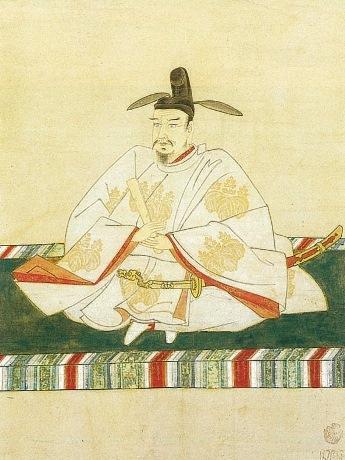 4階に展示している「豊臣秀吉画像〈大阪・銀山寺蔵〉」