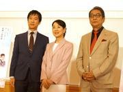 大阪で映画「北の桜守」記者会見 吉永小百合さん「自分がグレードアップした」