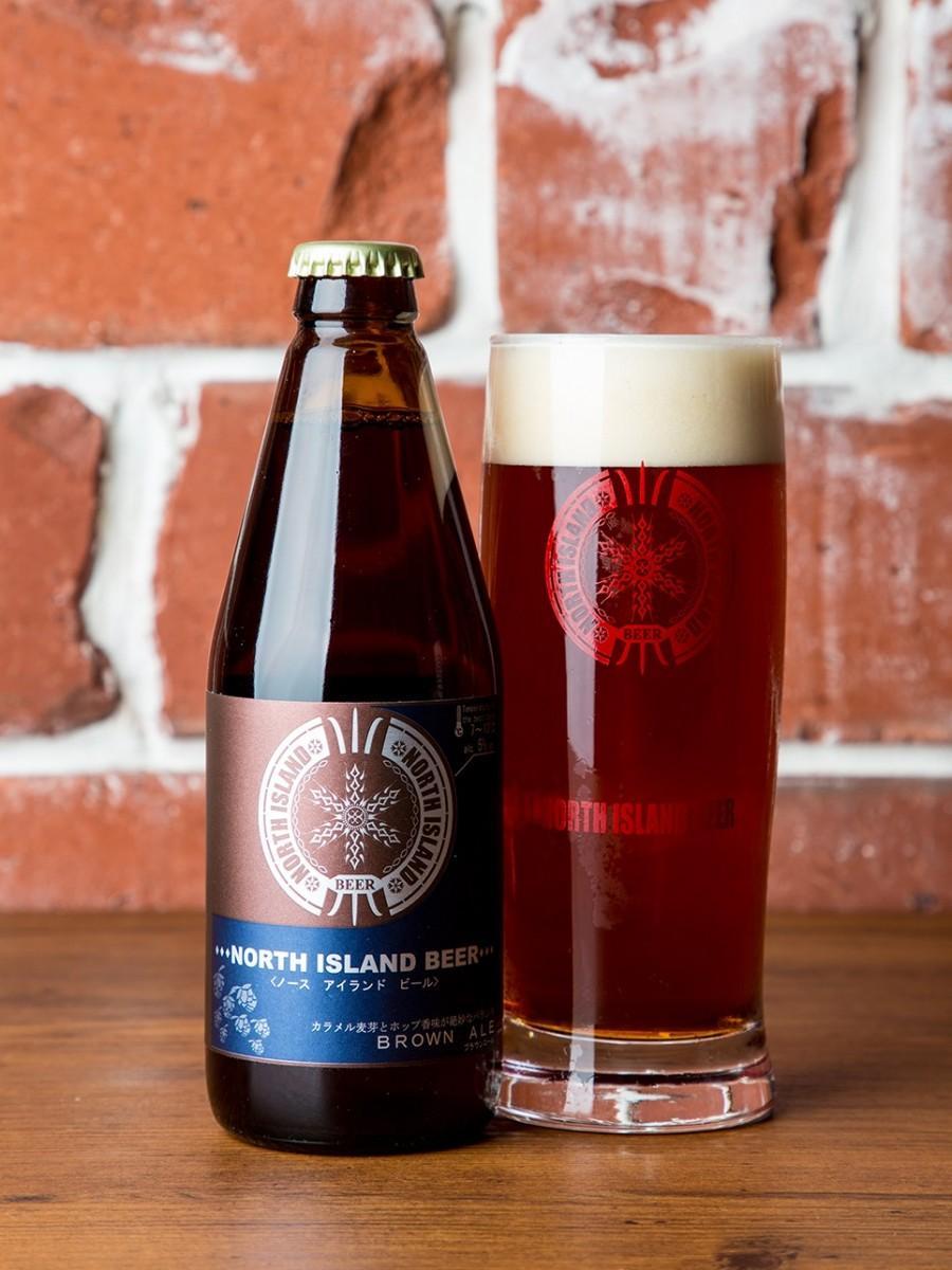 今年初参加「ノースアイランドビール」(北海道)