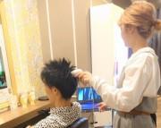 京橋の美容室で無料頭髪診断 10月20日「頭髪の日」にちなむ