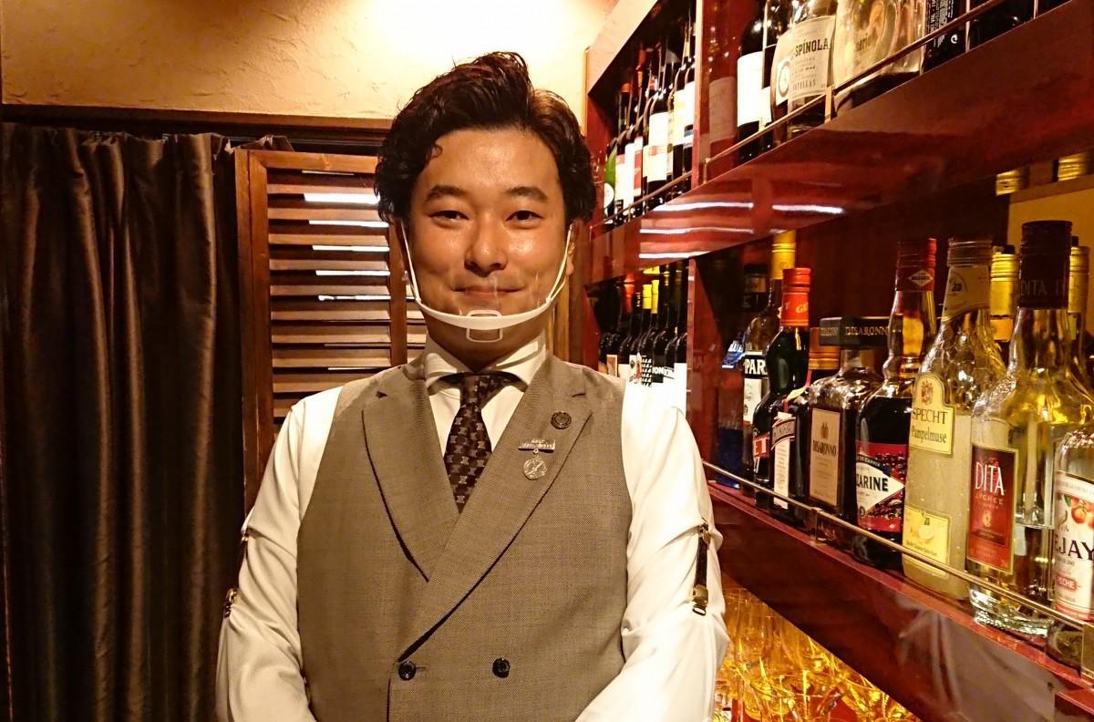 藤川修司さん ひとつのことをじっくりと極めるが、ここぞという時には即断で勝負に出る