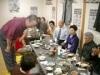 「京橋は人情でつながっている街や」-地元店主らが還暦祝い