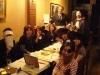 京橋の英会話喫茶でアットホームなハロウィーンパーティー