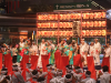 大阪ビジネスパークで天神祭前夜祭 「城まちバル」や「盆踊り大会」など