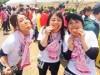 大阪城公園で今年も「スイーツマラソン」 大阪初の親子ランも