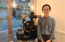 関目のコモレビコーヒー焙煎所が1周年 「お客さんが作ってくれた空間」