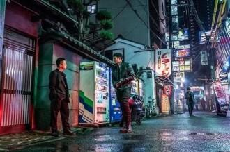 京橋がハリウッド映画の舞台に 10月22日公開、商店街VRも
