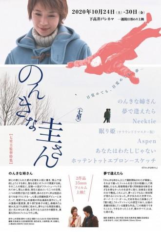 下高井戸シネマ、全席復活から1カ月 七里圭監督特集では35ミリフィルム上映も