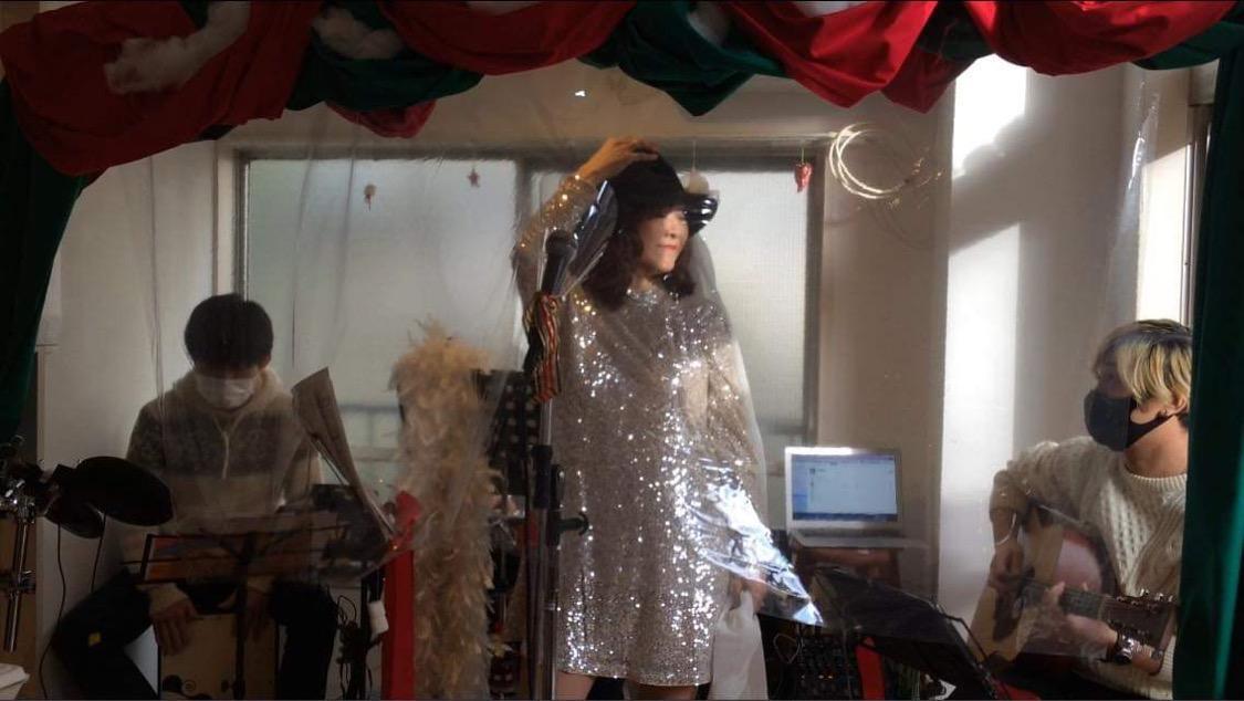 ディサロ水城さんボーカルによる音楽ライブ