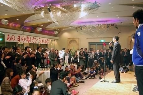 戸塚監督は「全勝して30日に『やりました!』と報告することを約束する」と力強く語った。