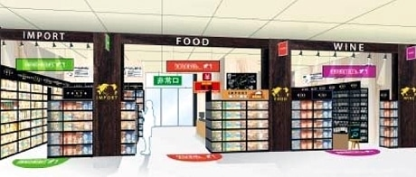 MEGAドン・キホーテ町田店店内イメージ