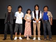 町田が舞台「ぼくはうみがみたくなりました」-先行試写会&トークショー