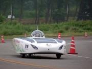 玉川大学、「ハイブリッド・ソーラーカー」レースで3連覇