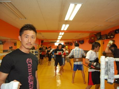 Krush63キロ級3代目王者・山崎秀晃選手