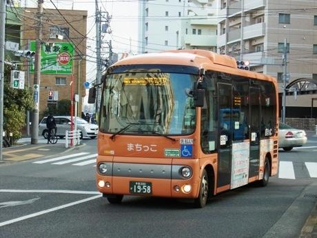 町田市民バス「まちっこ」