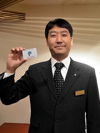 プロジェクトリーダーの渋谷直樹さん