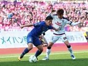 町田で4年ぶり「J2開幕」 C大阪迎え、初の入場者1万人超え