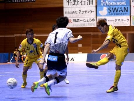 室田祐希選手が今季初ゴール