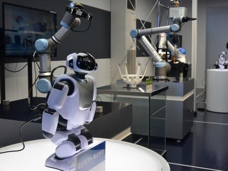 Tokyo Robot Lab.ショールーム