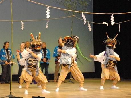 町田で郷土芸能まつり 獅子舞・お囃子など披露、体験プログラムも
