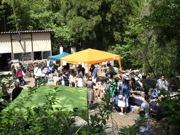 町田の里山で「アート&クラフト市」開催迫る 80組参加、食とライブも