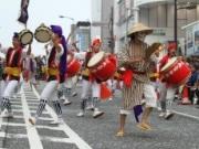 町田で沖縄の伝統芸能「エイサー」祭り 各地から24団体が出演