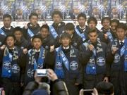 FC町田ゼルビア、2018年新体制を発表 「J1に向かうクラブ」へ、進化目指す