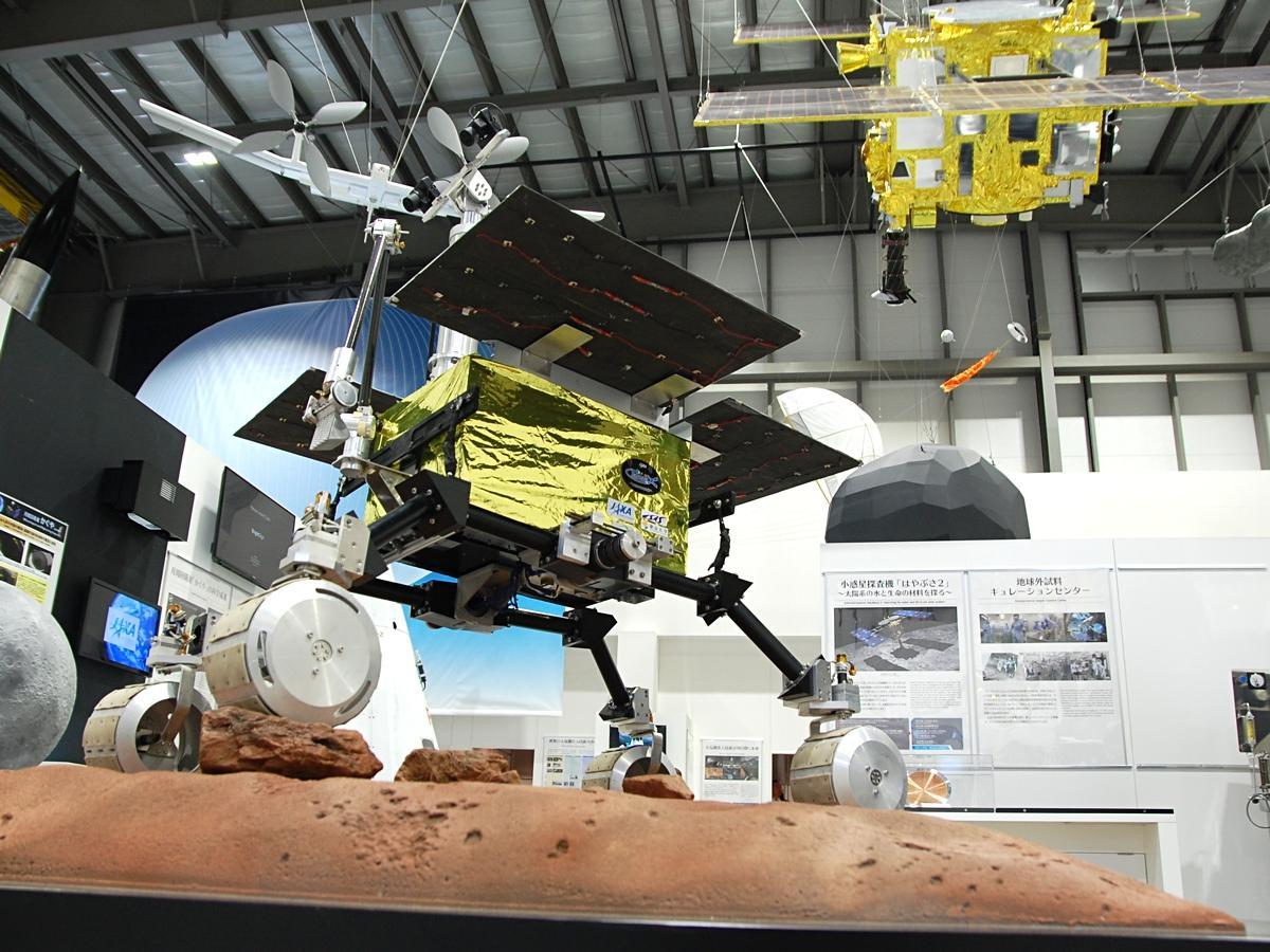 JAXA相模原に新展示施設「宇宙科学探査交流棟」、オープンイノベーション創出へ