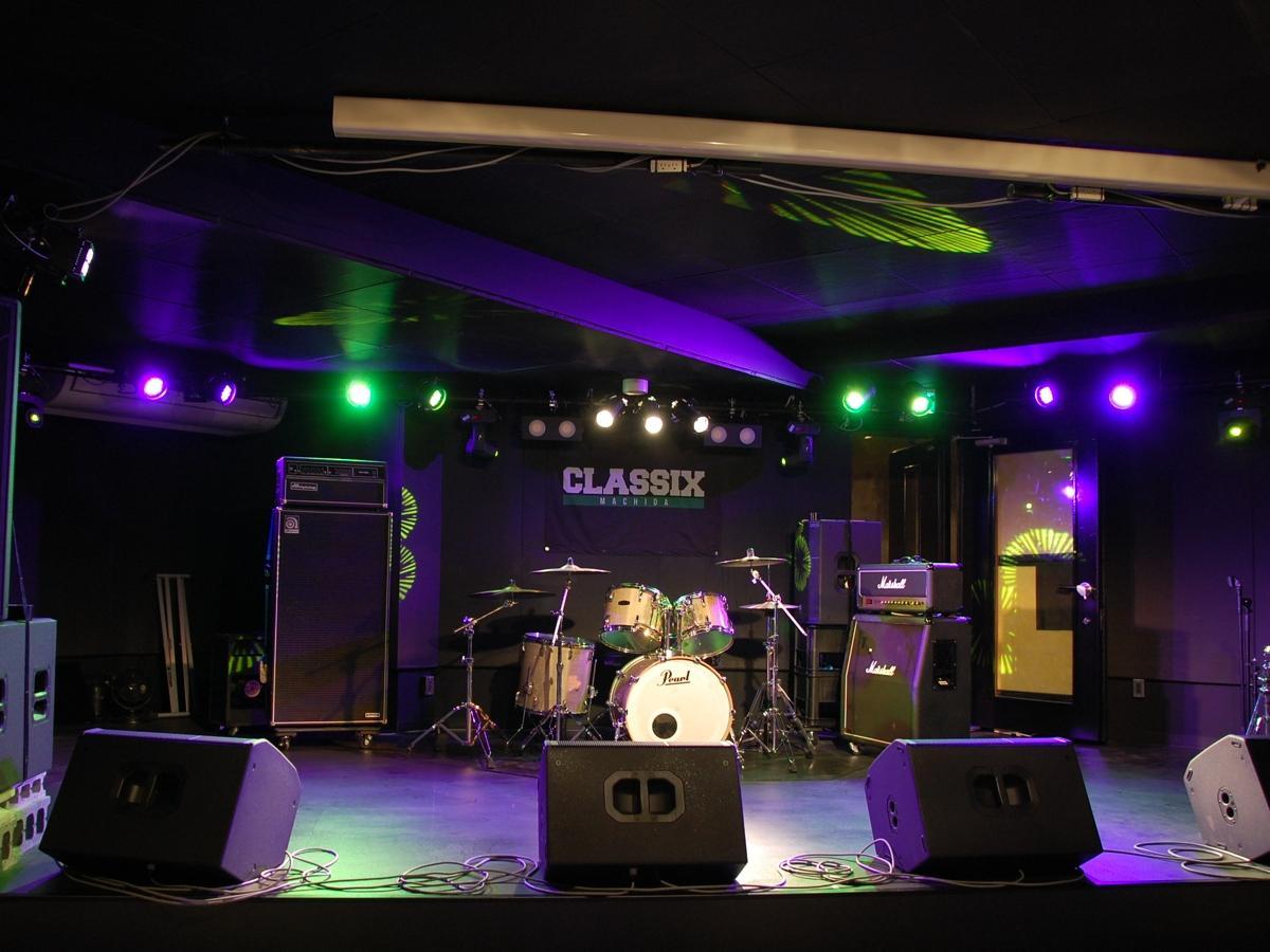 町田駅前に新ライブハウス「CLASSIX」 地元バンドマンが出店